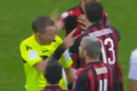 Higuaín perdeu a cabeça e nem Ronaldo escapou à fúria do argentino