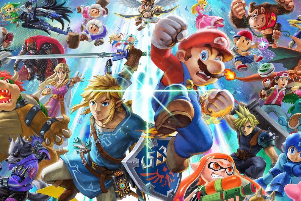 Entusiasmado com 'Super Smash Bros.'? Jogo teve direito a um novo trailer