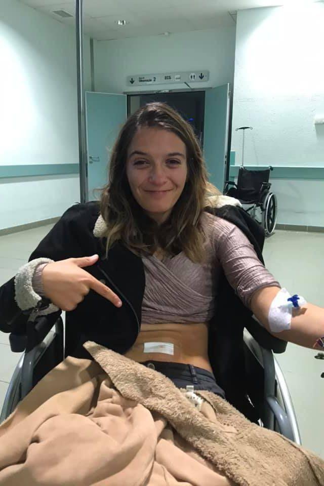 Surfista esfaqueada no Estoril ao defender-se de tentativa de violação