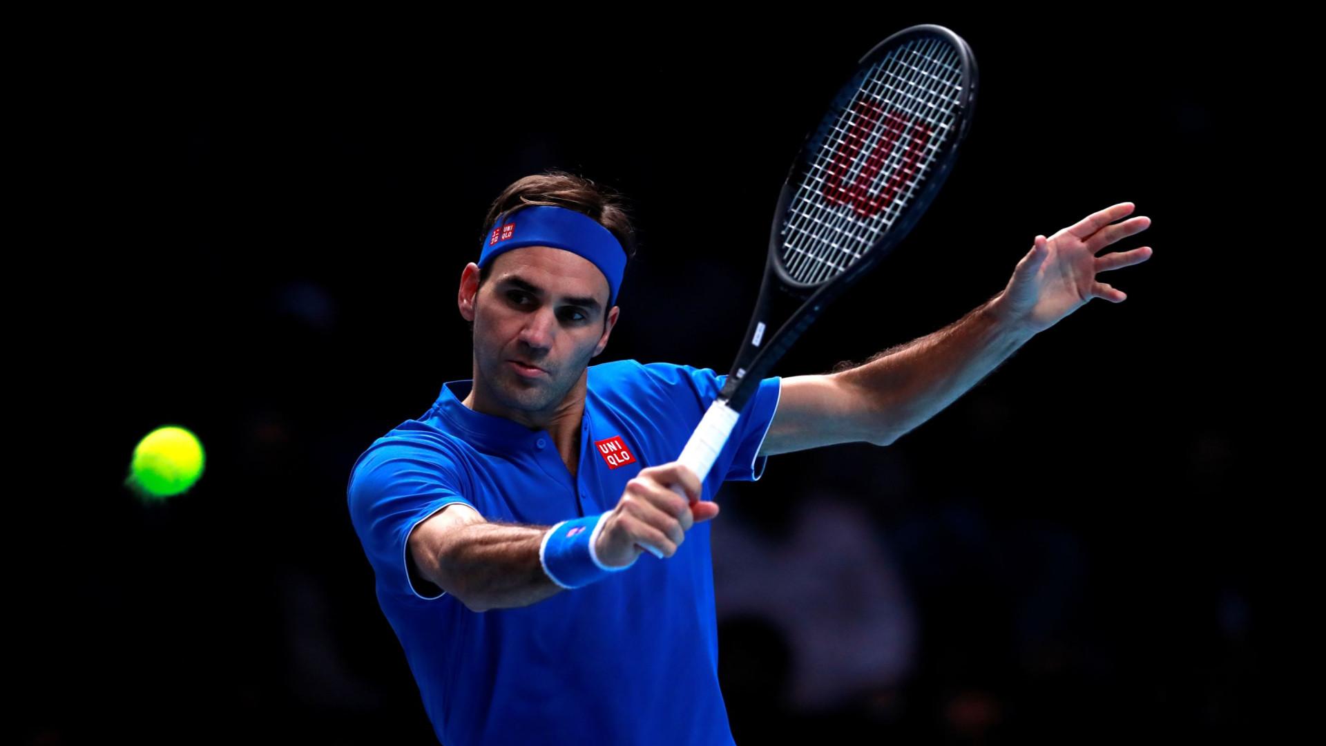 """""""Muitos dizem que Federer é o melhor de sempre, mas é o segundo da era"""""""