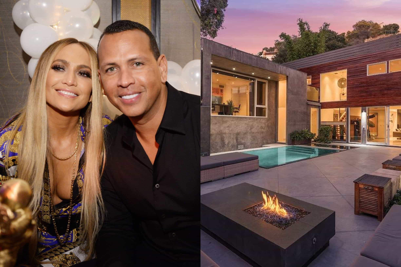 Entre na casa de Alex Rodriguez, namorado de Jennifer Lopez
