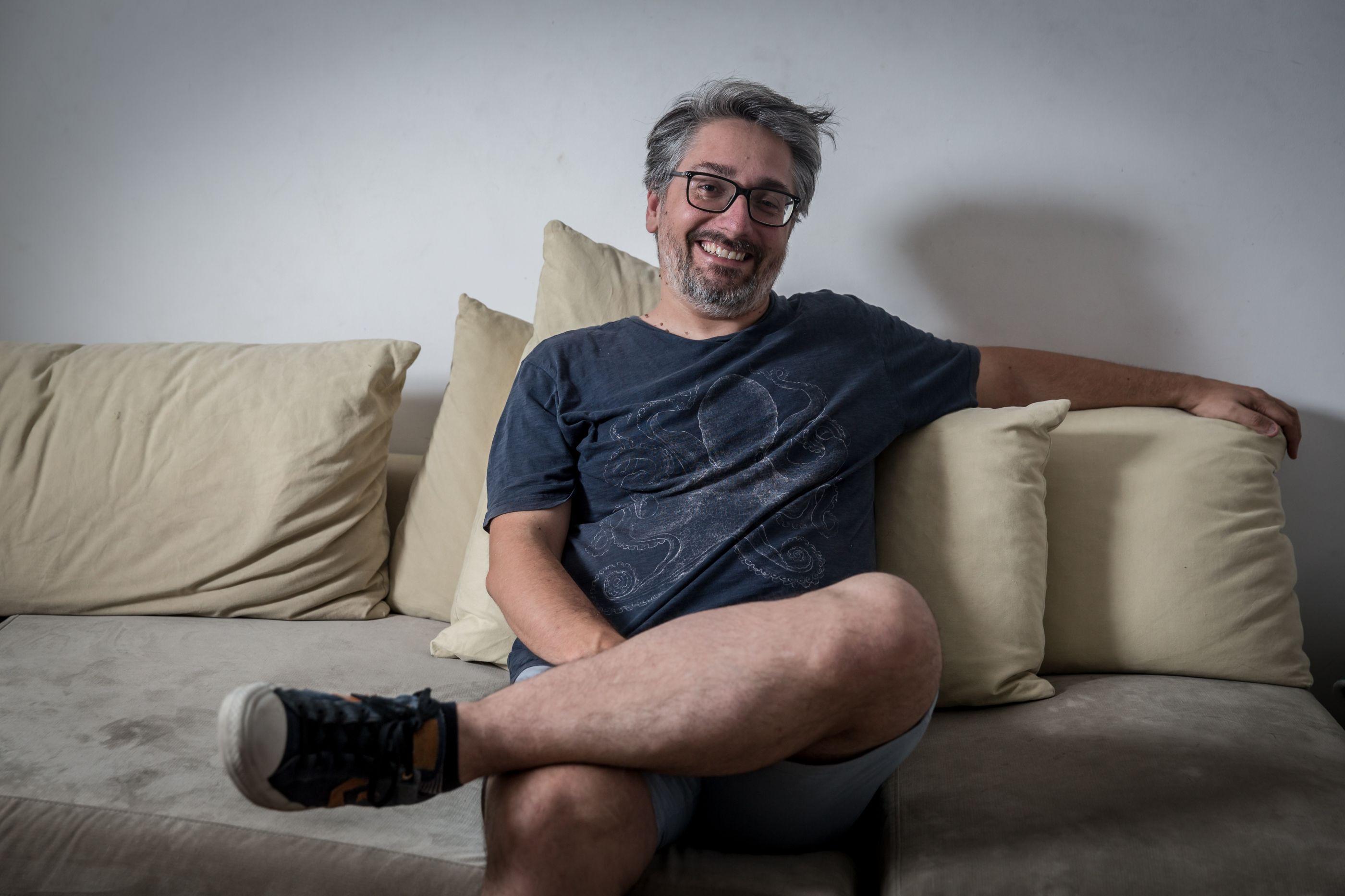 Nuno Markl comemora suposta lua-de-mel após ser vítima de uma partida