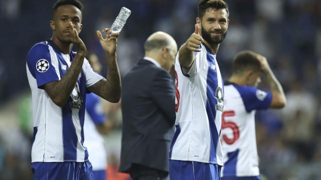 """Felipe e a conversa com Conceição: """"Tranquilizou-me sobre um lance"""""""