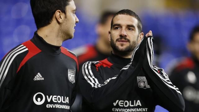 """Ex-FC Porto repugnado com o Lyon: """"Fiquei muito desapontado"""""""