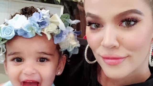 Khloé Kardashian mostra festa de aniversário do irmão