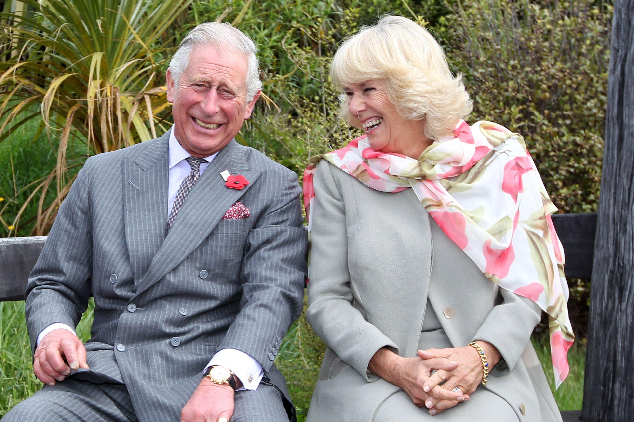Príncipe Carlos e Camilla assinalam 14 anos de casamento com foto oficial