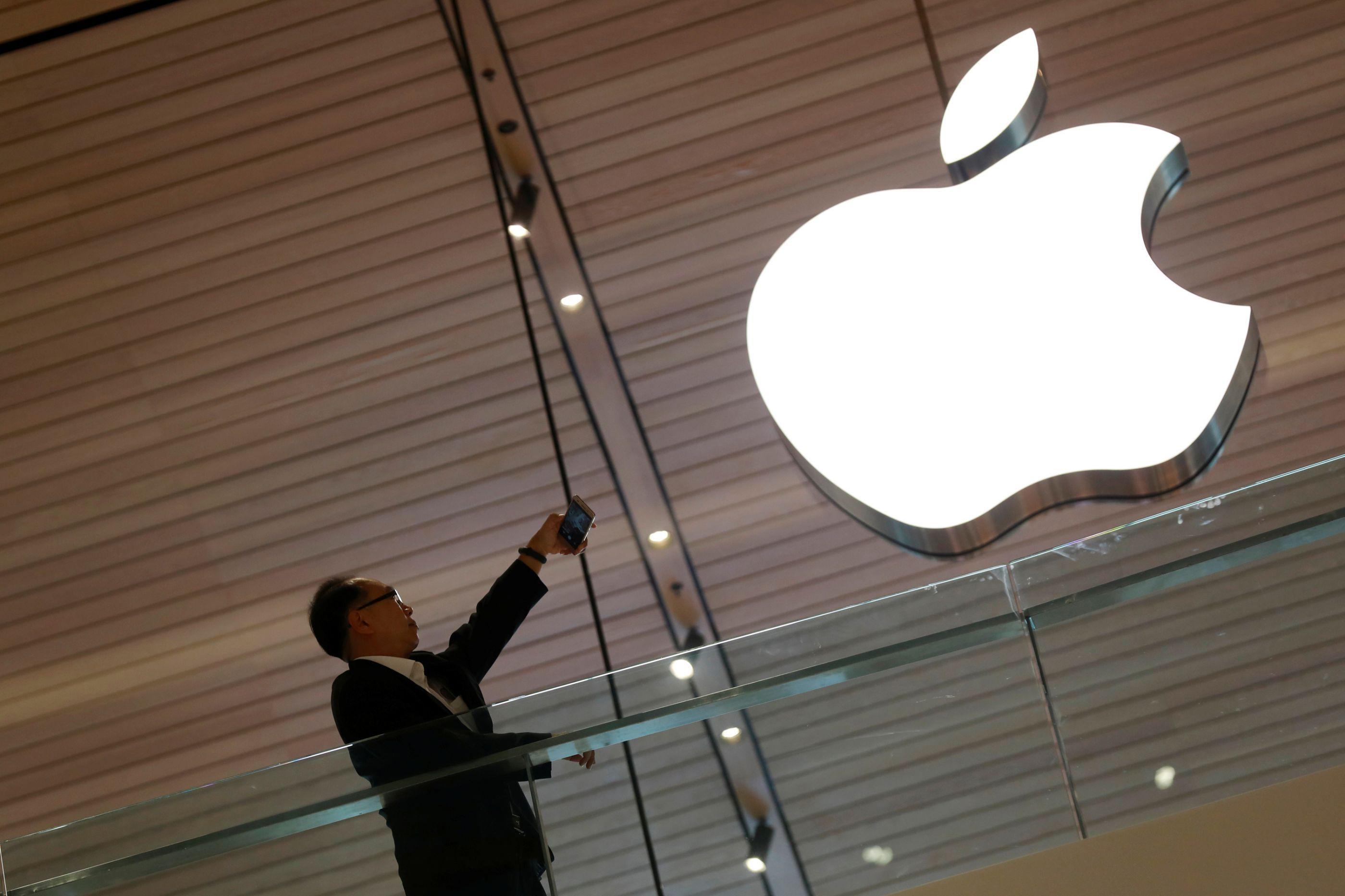 Em outubro foi da marca da 'maçã' o domínio das notícias e redes sociais