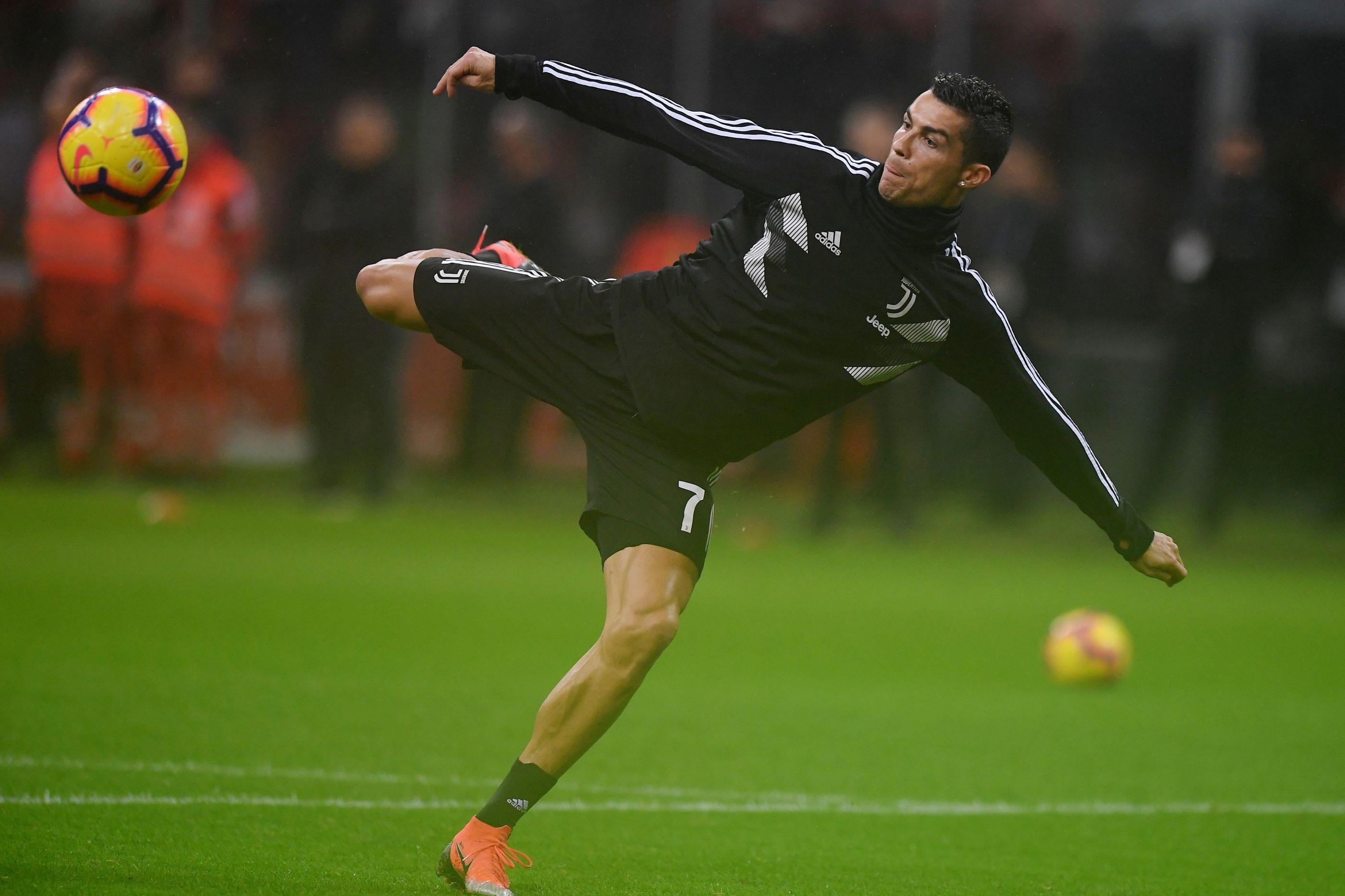 """""""Não consegui dizer nada a Ronaldo porque estava envergonhado"""""""