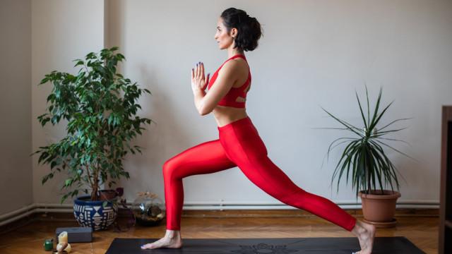 Não é 'só' yoga: Atinja a postura e o equilíbrio perfeitos