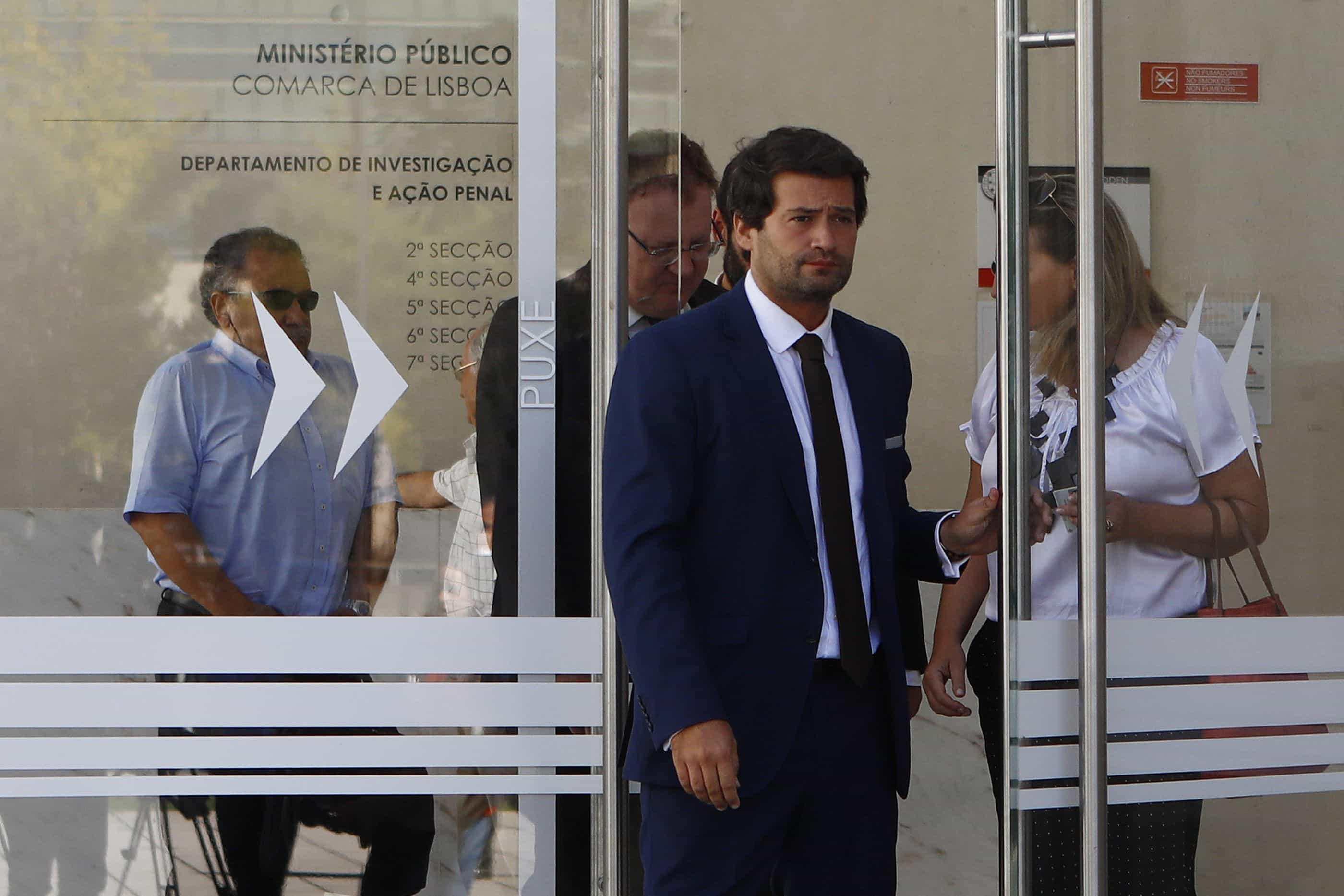 PPM chumba integração de André Ventura nas listas às europeias