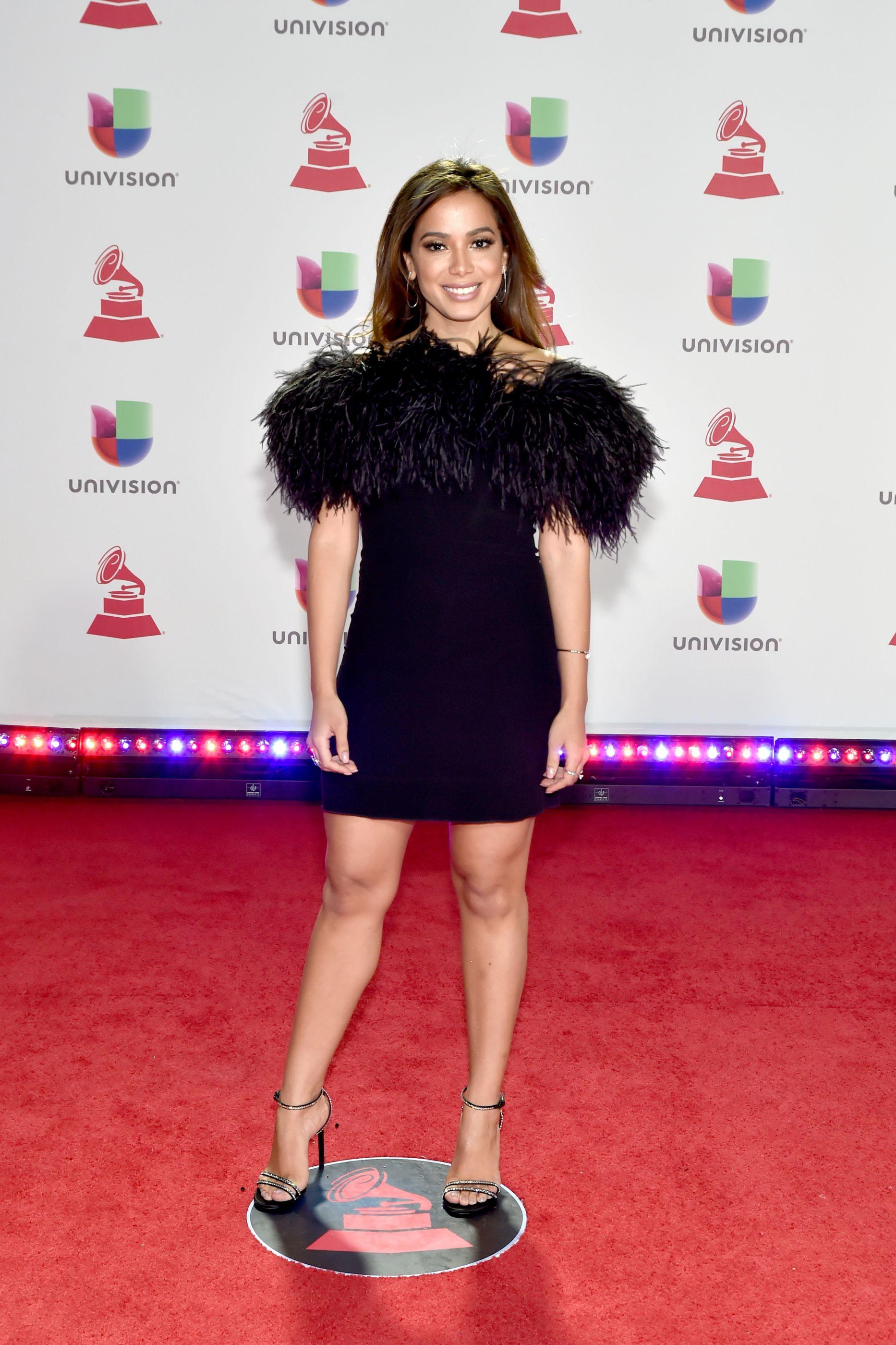 Anitta ficou sem mala e sem roupa para usar nos Grammy Latinos