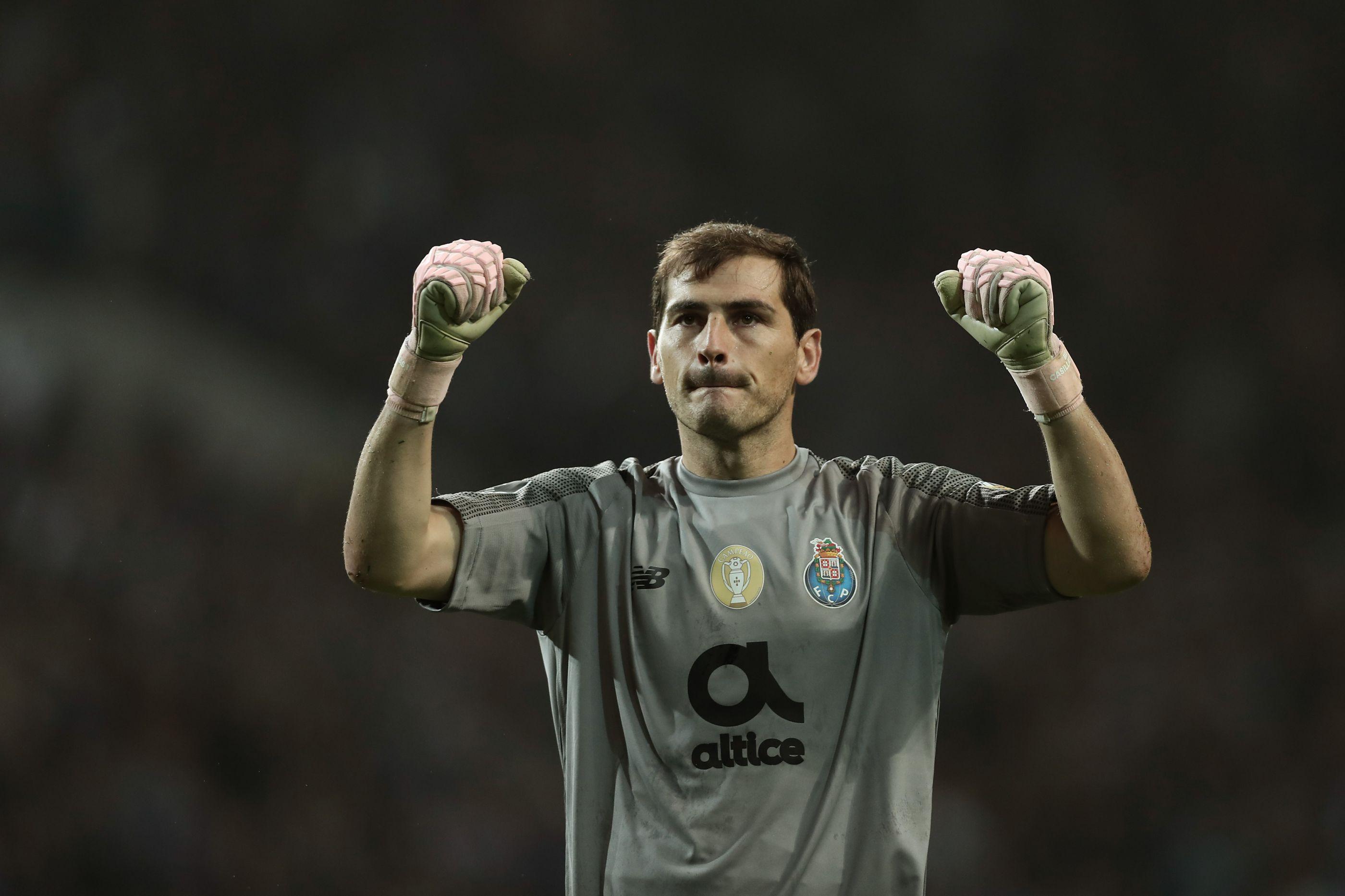De Gea abre discussão em Espanha e já se fala no regresso de... Casillas