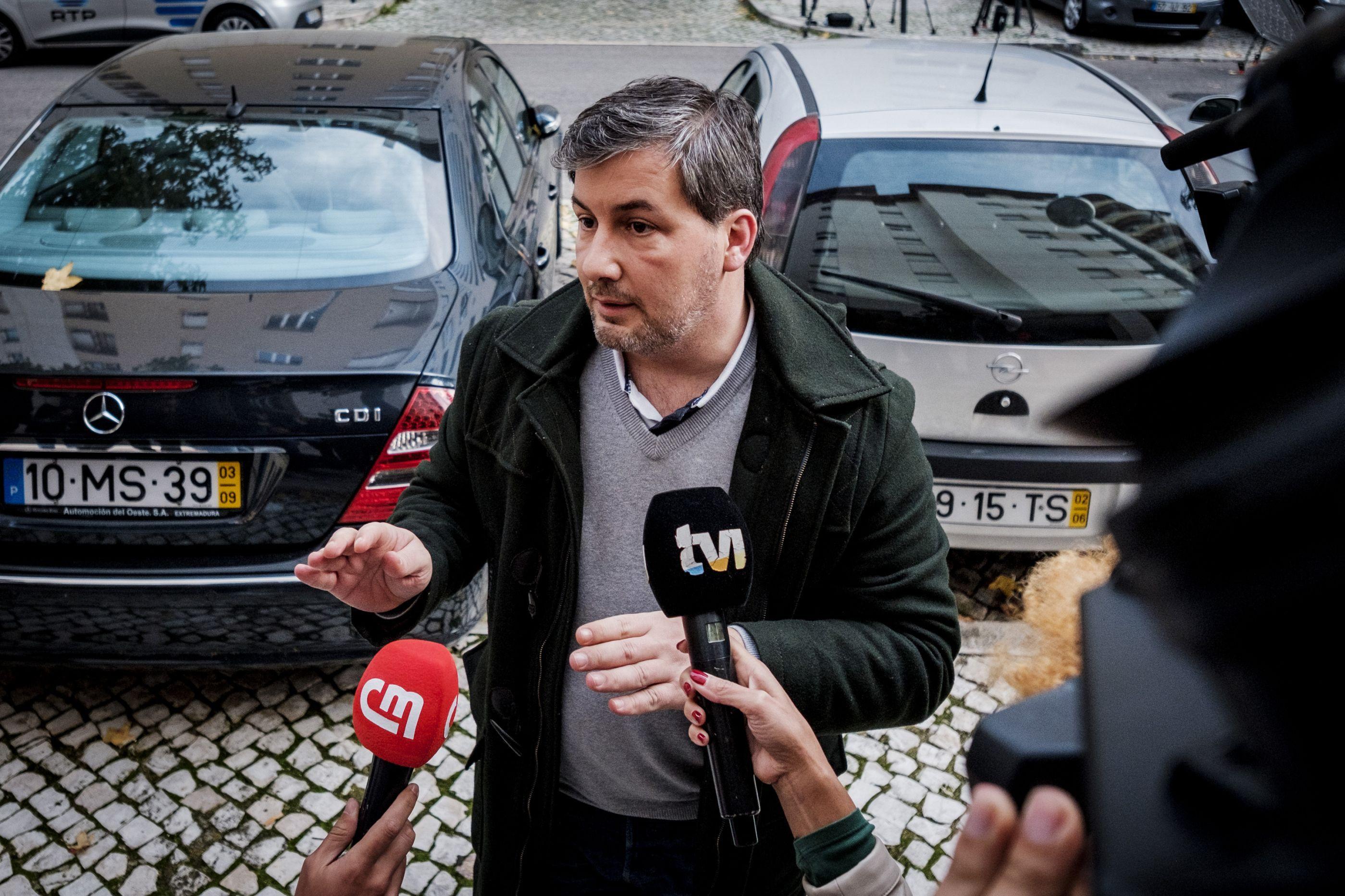 """""""Rui Patrício e William tinham almoços e jantares com a Juve Leo"""""""
