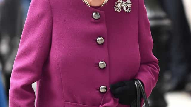 """Há décadas que esta britânica é dupla de Isabel II... apenas por """"prazer"""""""