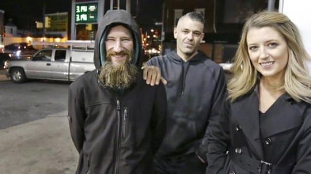 Sem-abrigo e casal inventaram história e angariaram mais de 300 mil euros