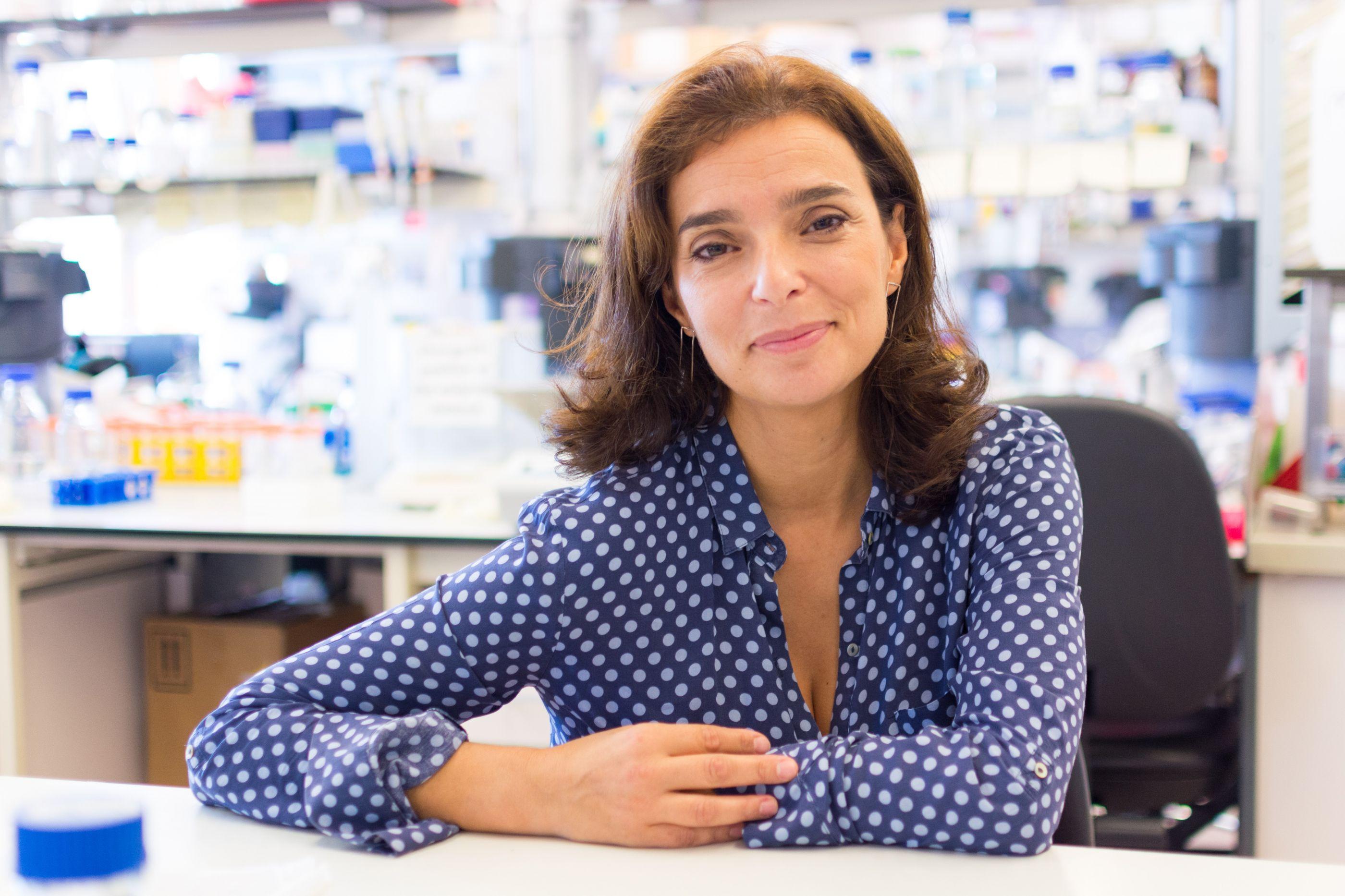 Maria Mota, primeira portuguesa a vencer o Prémio Sanofi-Institut Pasteur