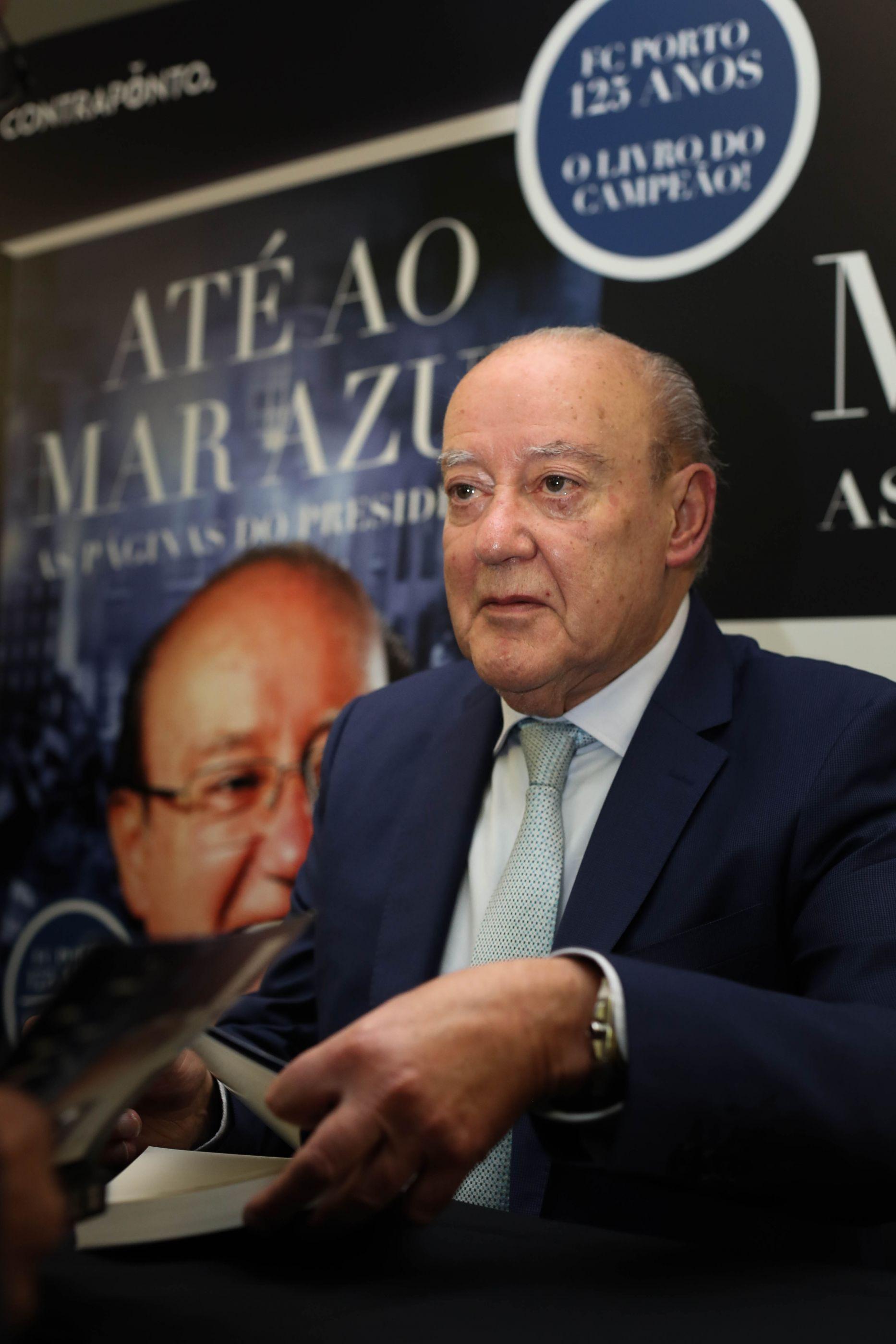 Pinto da Costa arrasa Benfica e deixa ainda uma 'bicada' ao Governo