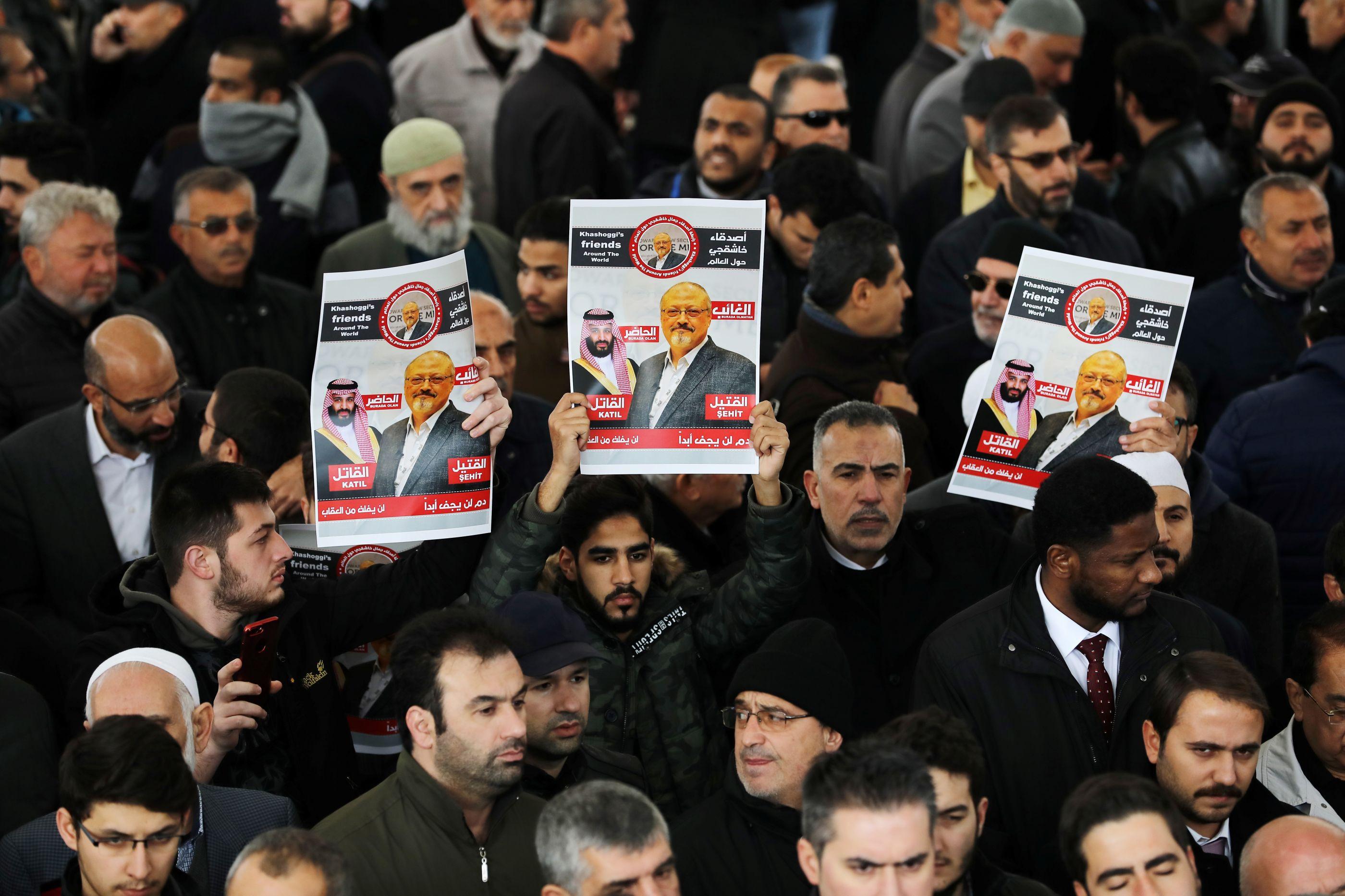 Autoridades turcas creem que restos mortais de Khashoggi foram queimados
