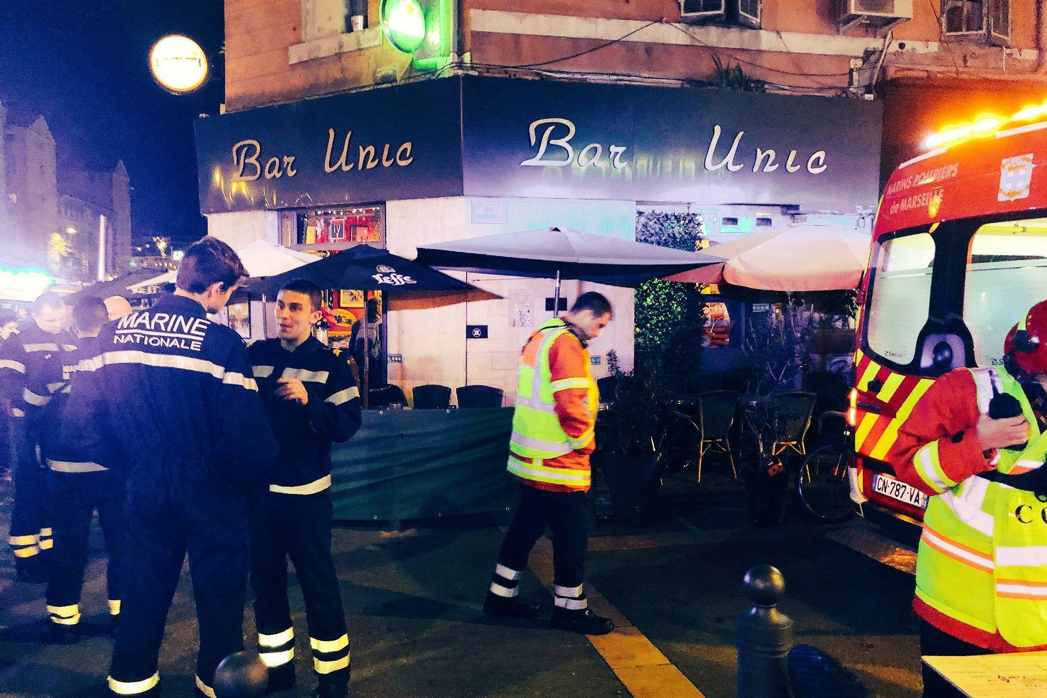 Mulher fere dez pessoas com ácido clorídrico em bar de Marselha