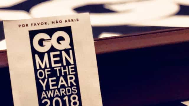 GQ Men of The Year: Os looks da gala mais esperada do ano