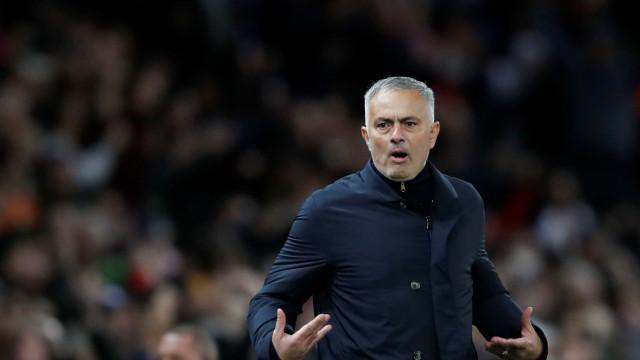 Quem sucede a Mourinho? Há um português no 'top10' das casas de apostas