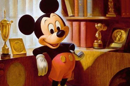 O Rato Mickey celebra 90 anos no topo do império que se tornou a Disney
