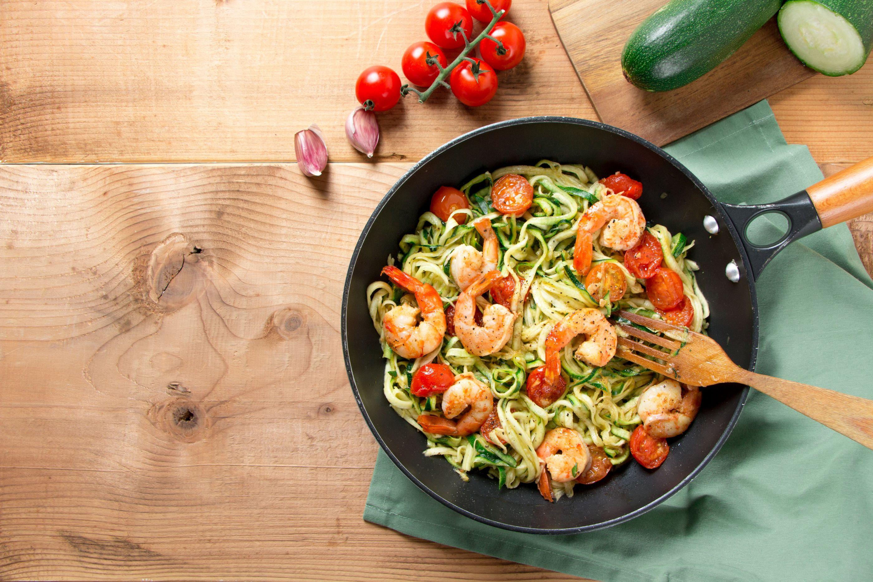 Numa dieta, não renuncie aos pratos de massa. Faça assim