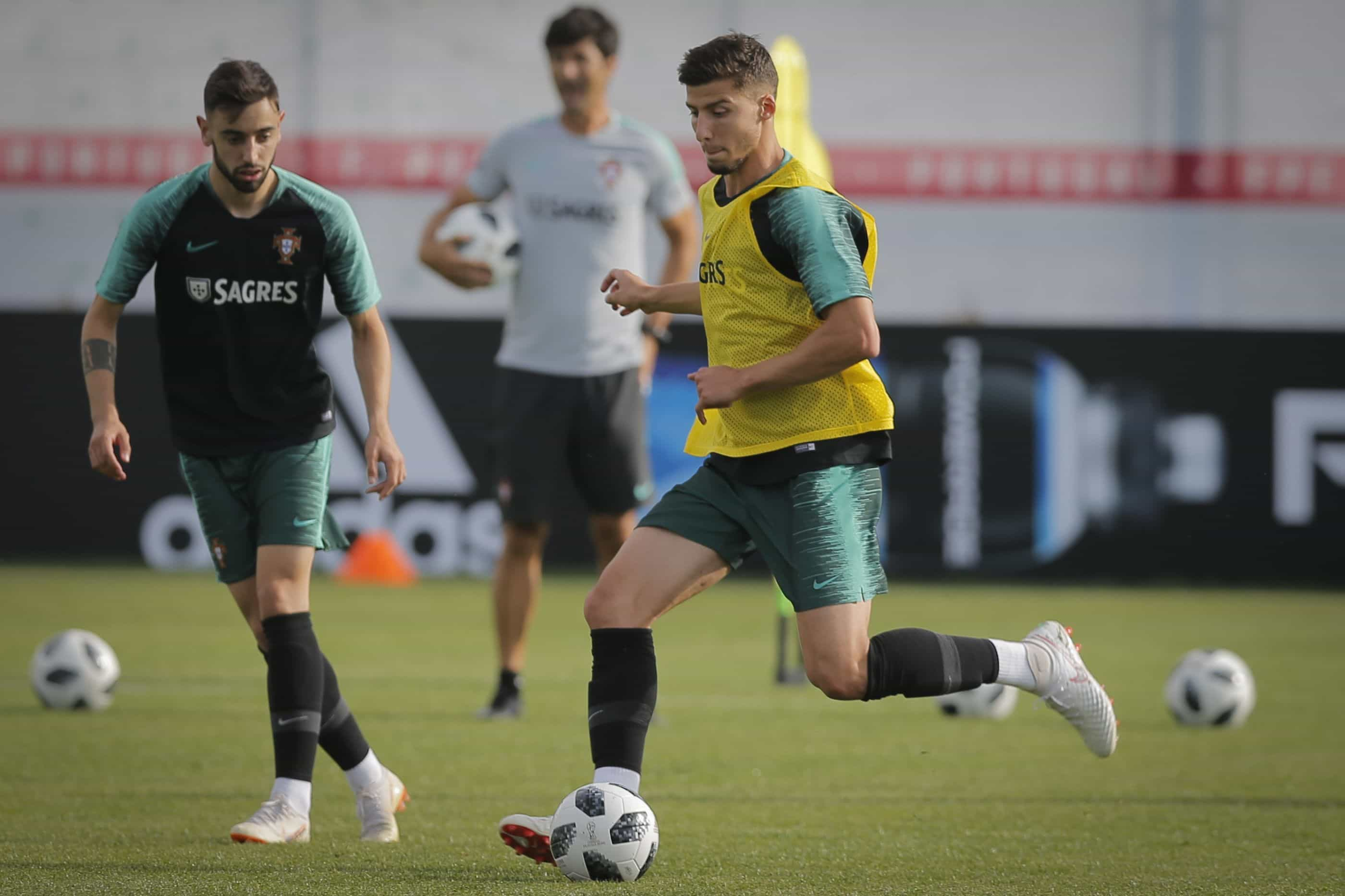 I Liga: R. Dias 'destrona' Bruno Fernandes e já é o jogador mais valioso