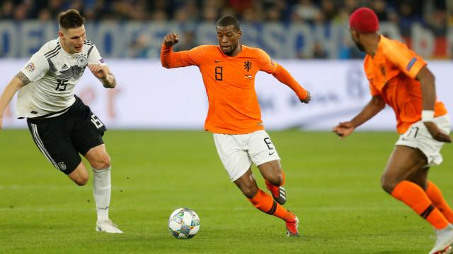 Holanda empata, qualifica-se para a final four e 'arruma' franceses