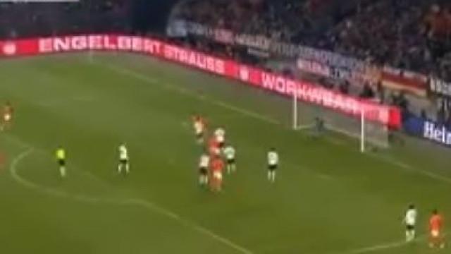 O golo aos 90 minutos que mudou o destino de holandeses e franceses