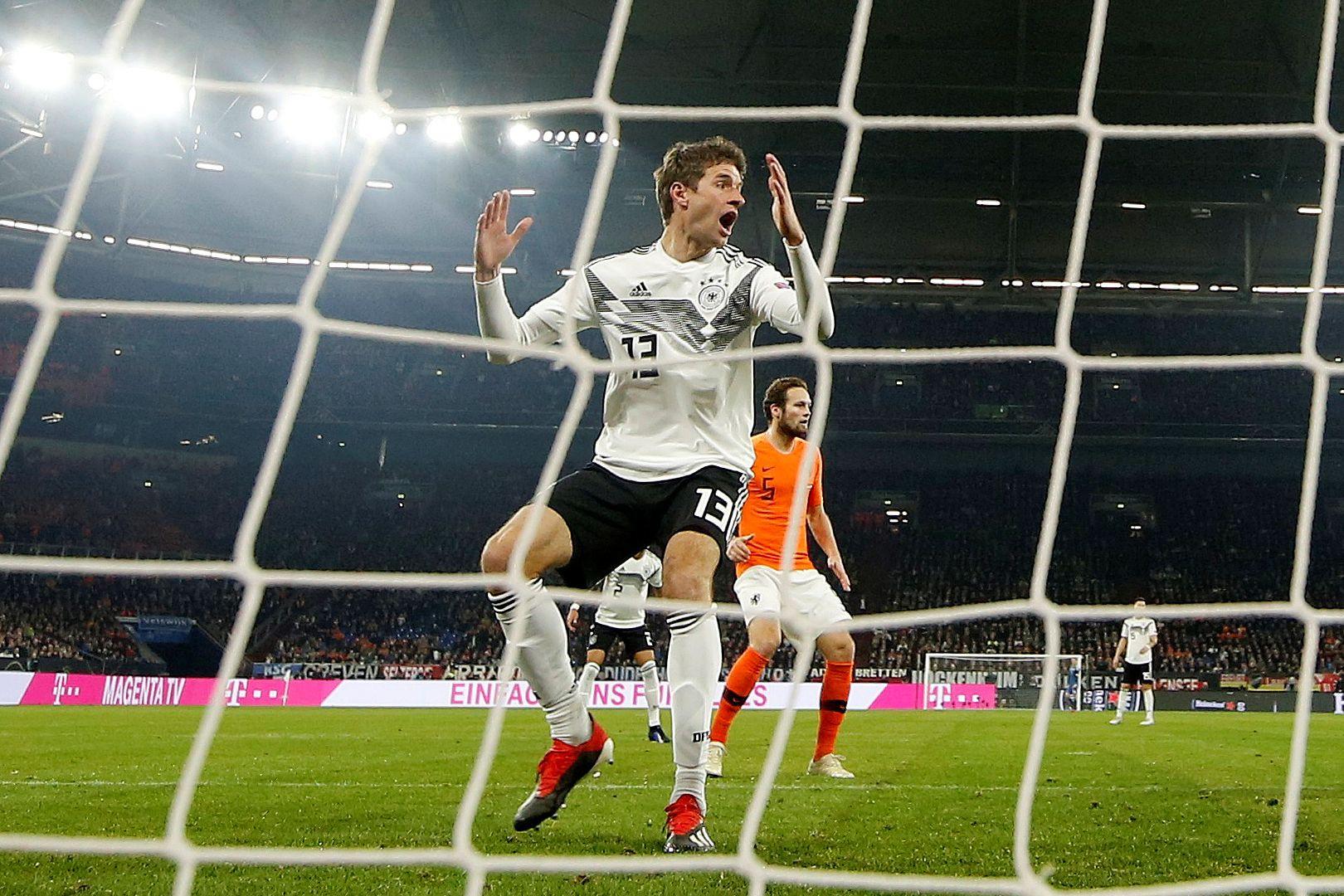 Destino da Alemanha no apuramento para o Euro'2020 depende de... Portugal