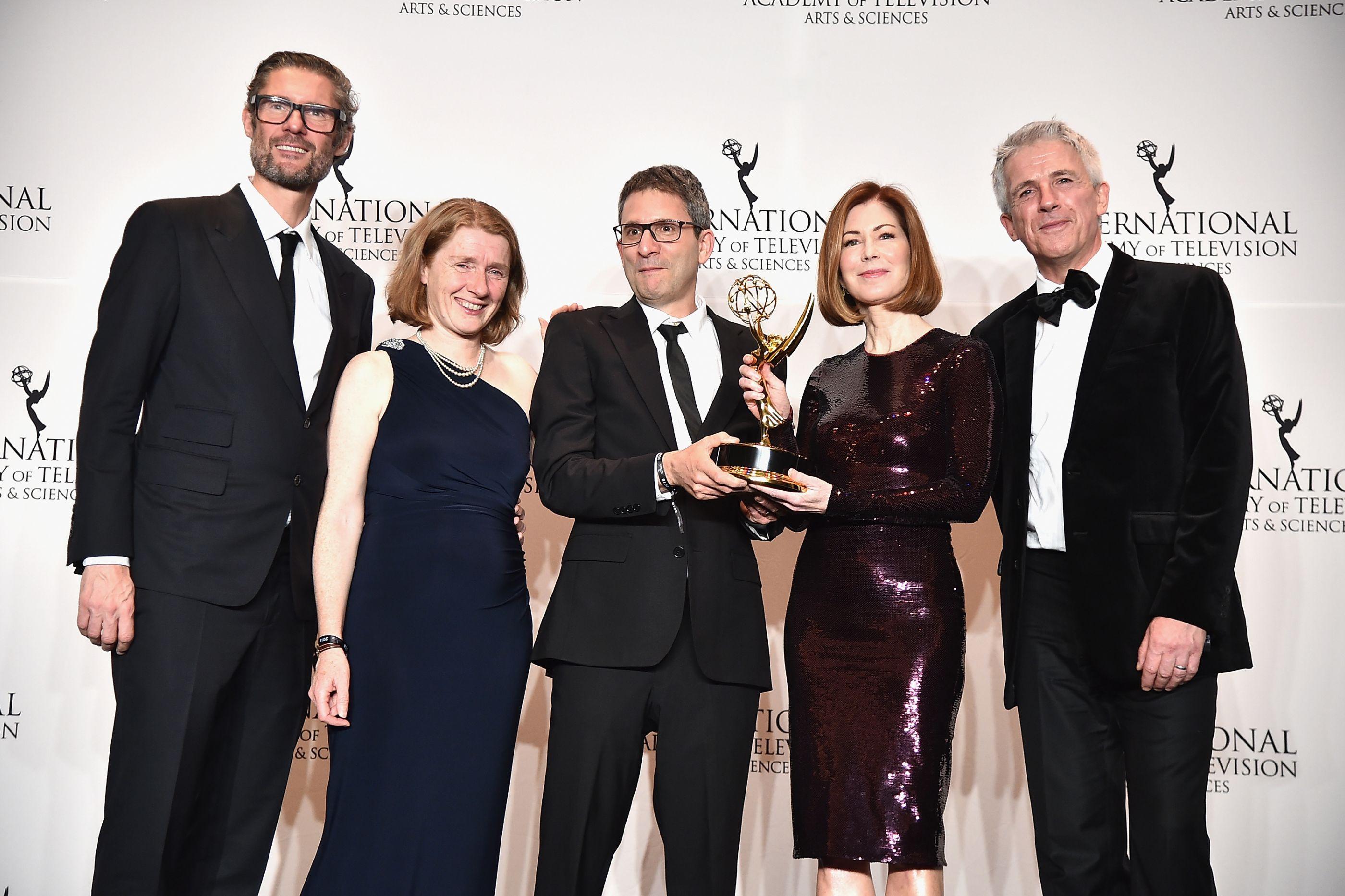 Os looks escolhidos para a noite dos International Emmy Awards