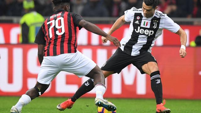 """CR7 esteve perto do AC Milan: """"Convenci o presidente a desistir do sonho"""""""