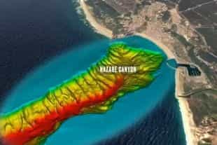 Sabe como 'nascem' as ondas gigantes da Nazaré? World Surf League explica