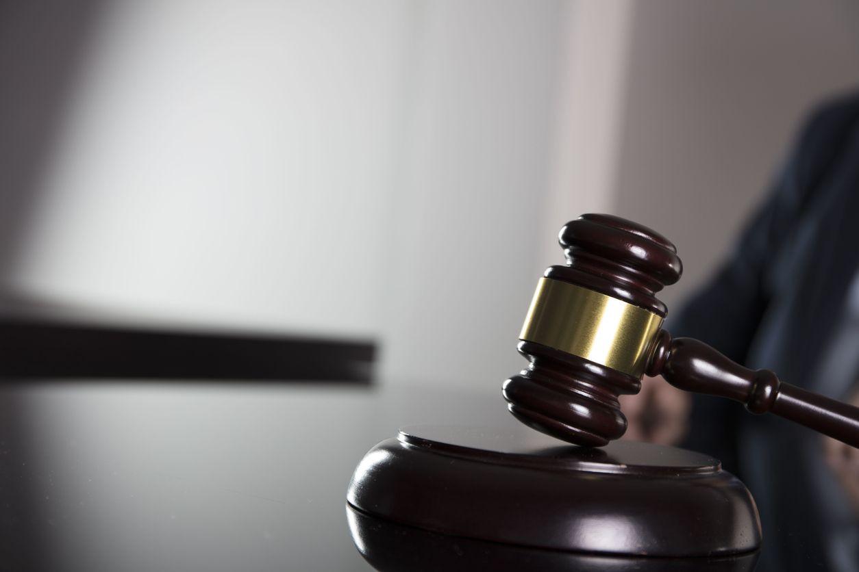 Adesão à greve parcial dos juízes com adesão de 75 por cento