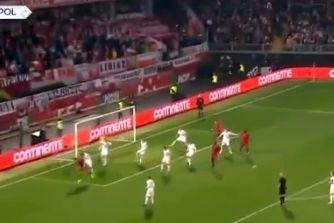 Foi assim que André Silva abriu o marcador em Guimarães