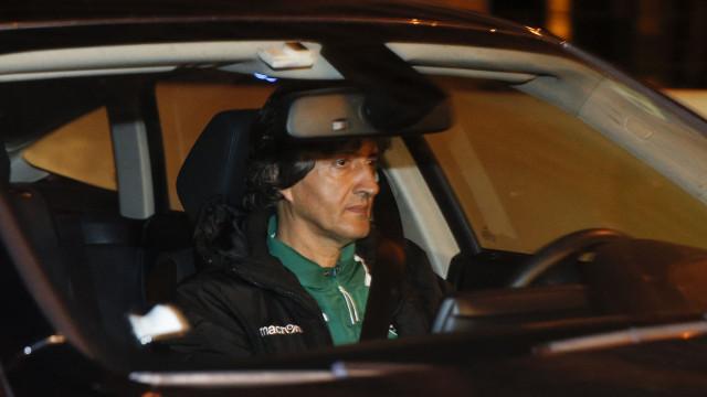 Frederico Varandas ganha corrida a Vieira por Raul José