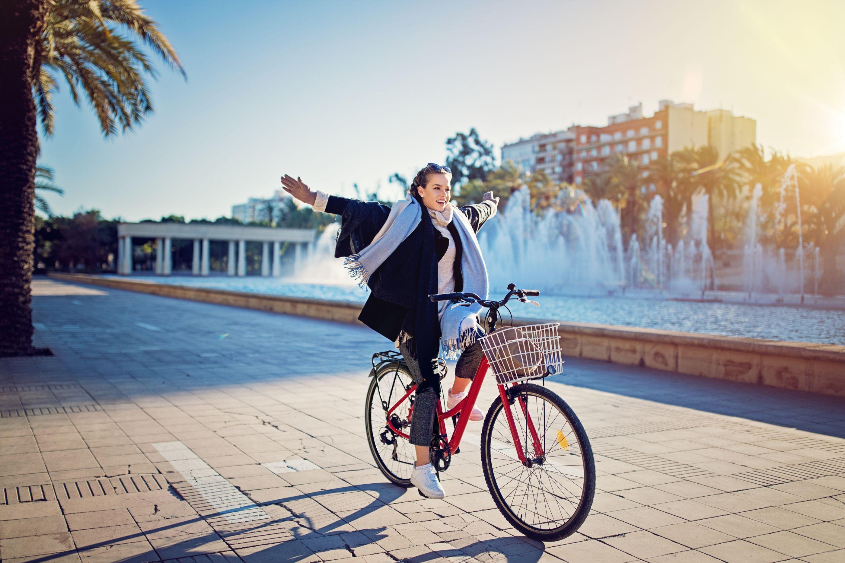 Por que é que andar de bicicleta é algo que nunca se esquece?