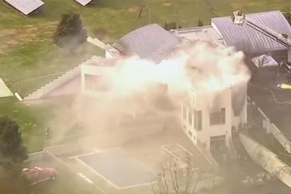 CEO da Asbury Park, mulher e filhos encontrados mortos em casa