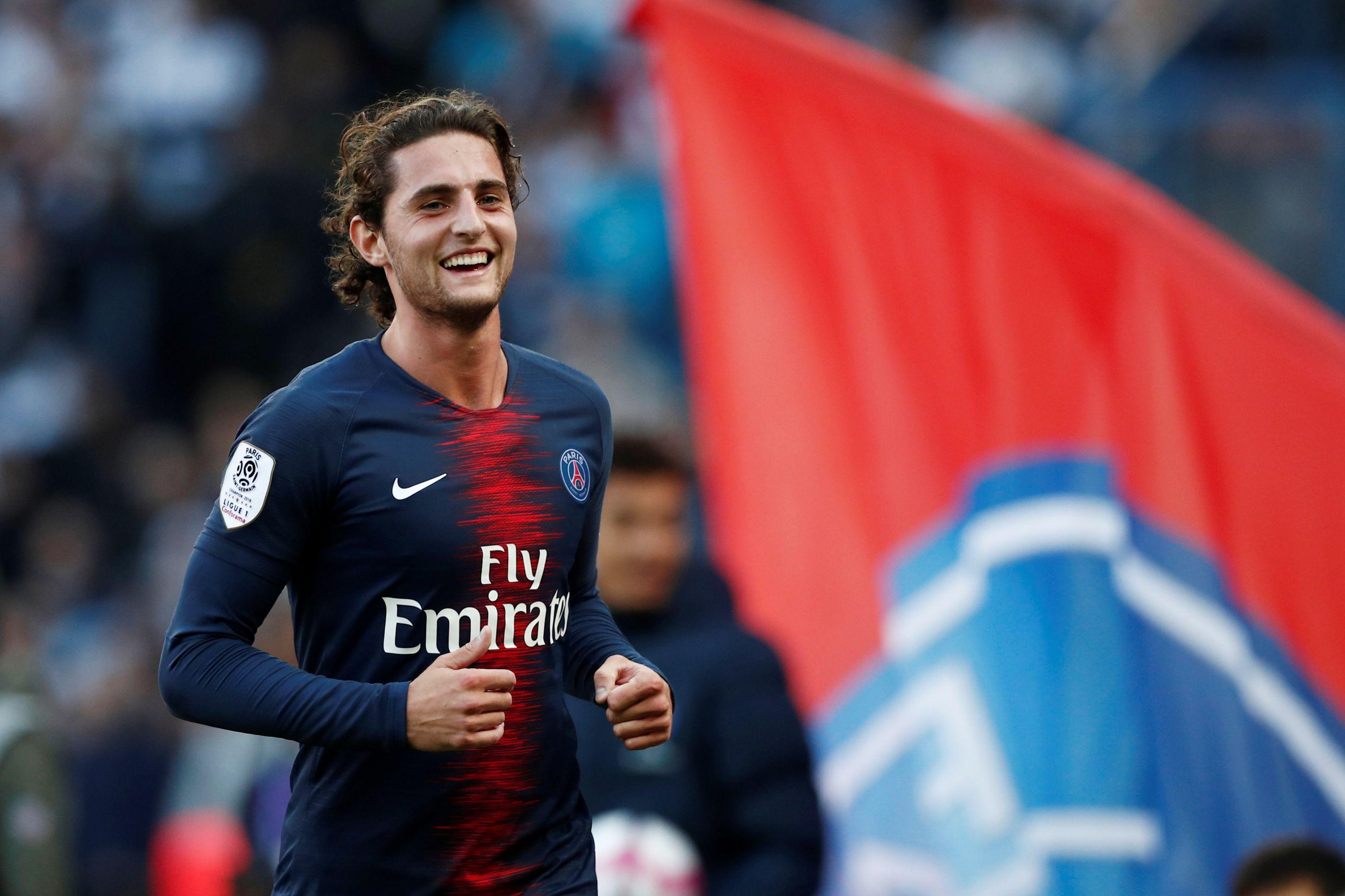 Rabiot 'esquece' Barça e Bayern e já olha para outros destinos