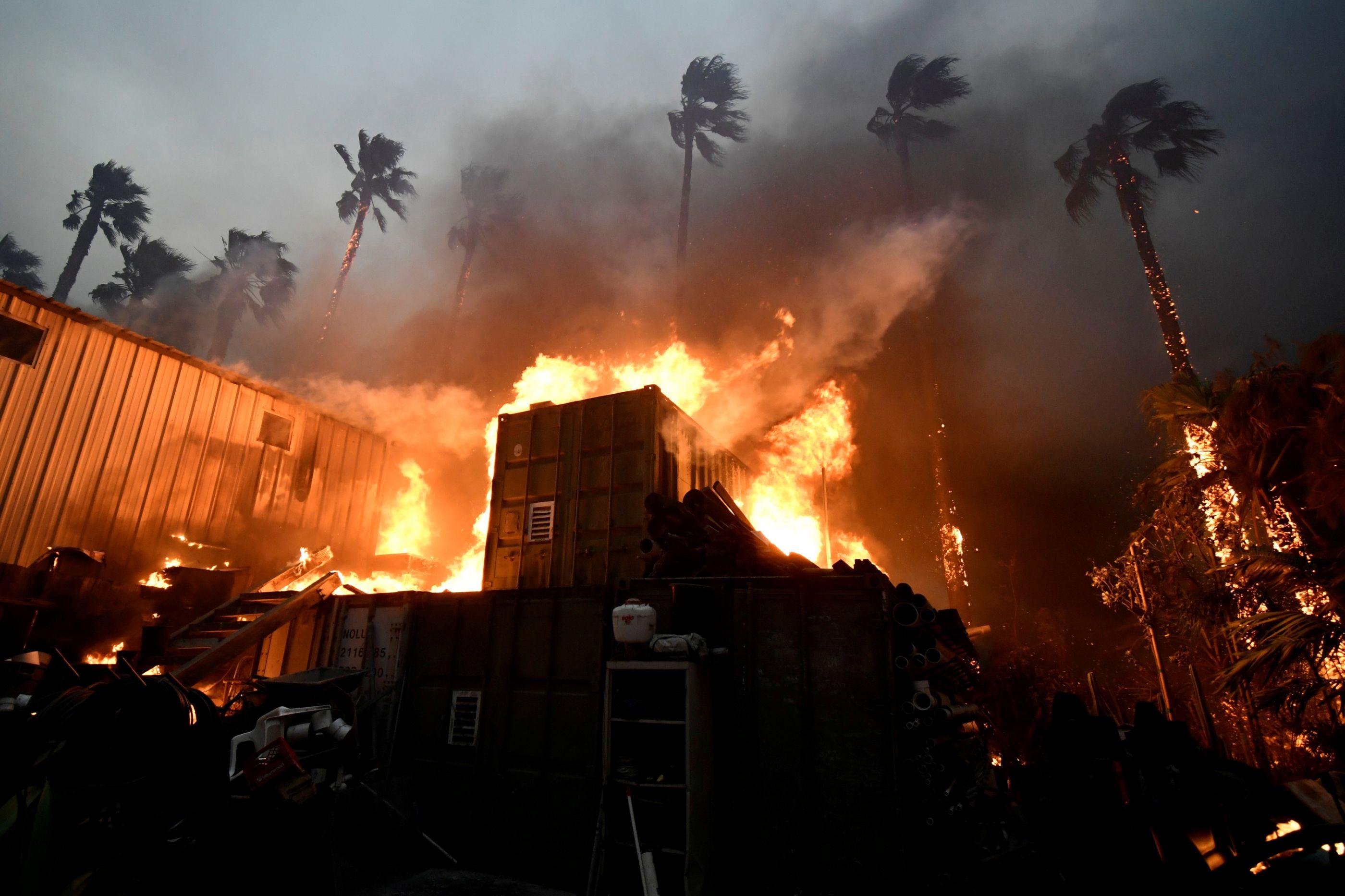 Califórnia declarou estado de emergência devido ao perigo de incêndios