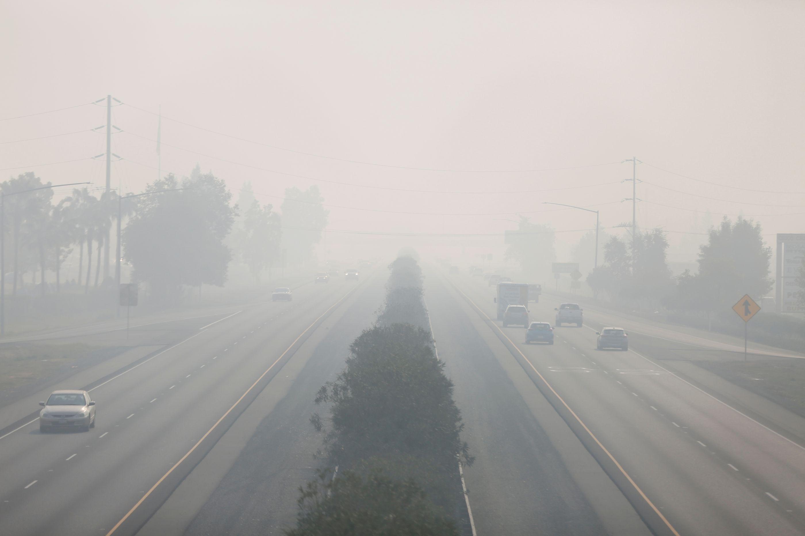 Especialistas encontram semelhanças entre fogos na Califórnia e Portugal