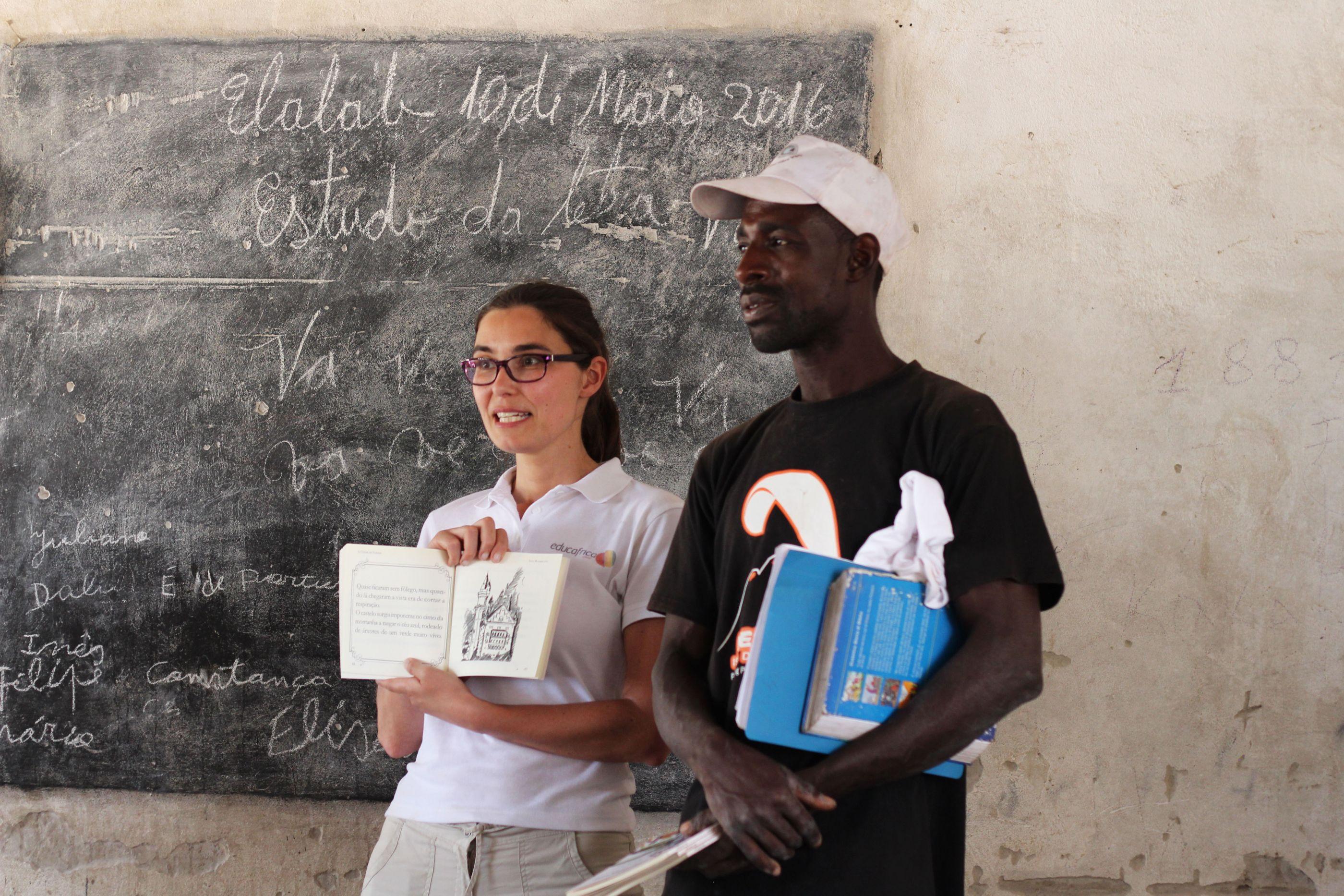 """Mulheres pelo Ambiente: """"Soluções simples"""" ajudaram a 'iluminar' África"""