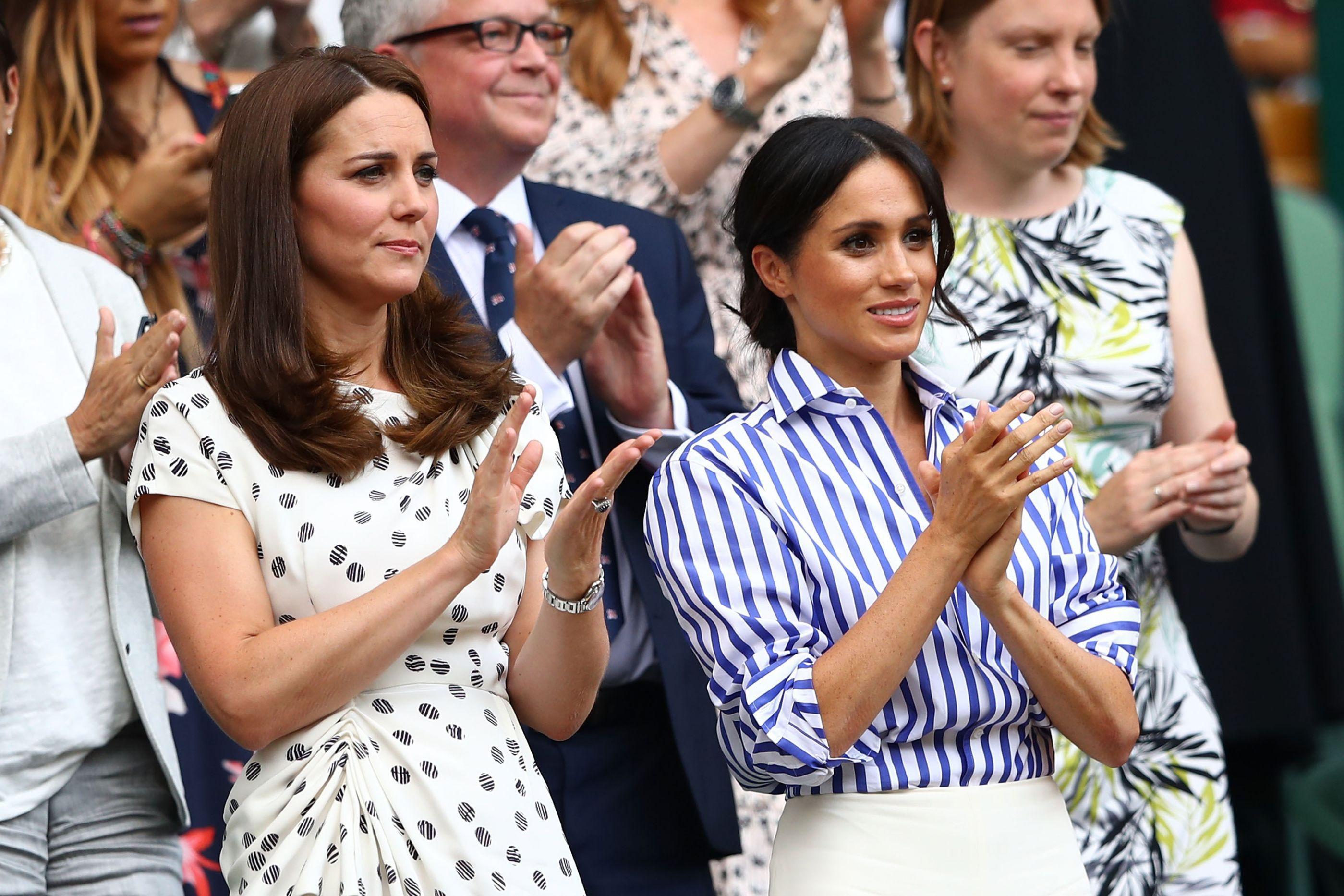 "Kate Middleton estará ""furiosa"" com Meghan Markle. Porquê?"