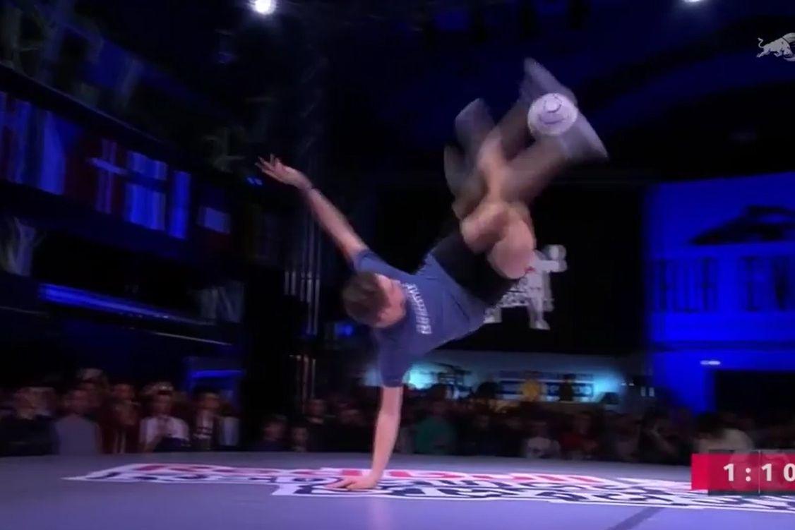 A inacreditável manobra que decidiu o Red Bull Street Style 2018