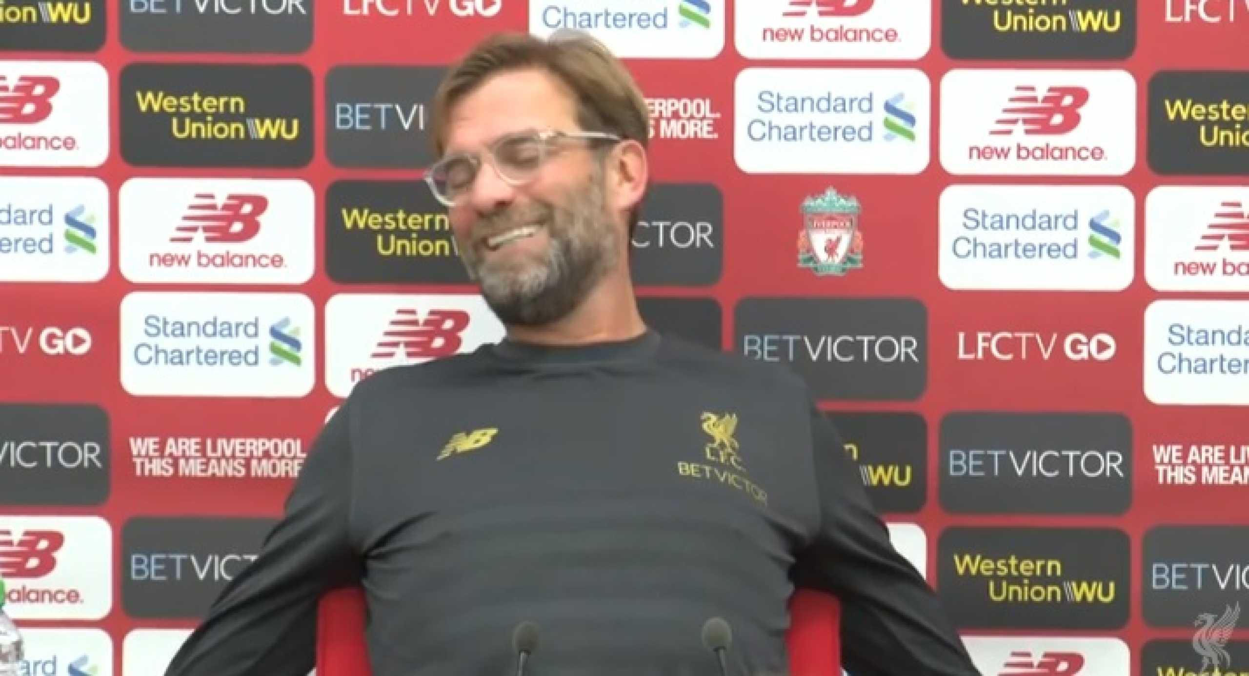 """Klopp responde ao selecionador egípcio: """"Salah? Tento ser simpático..."""""""