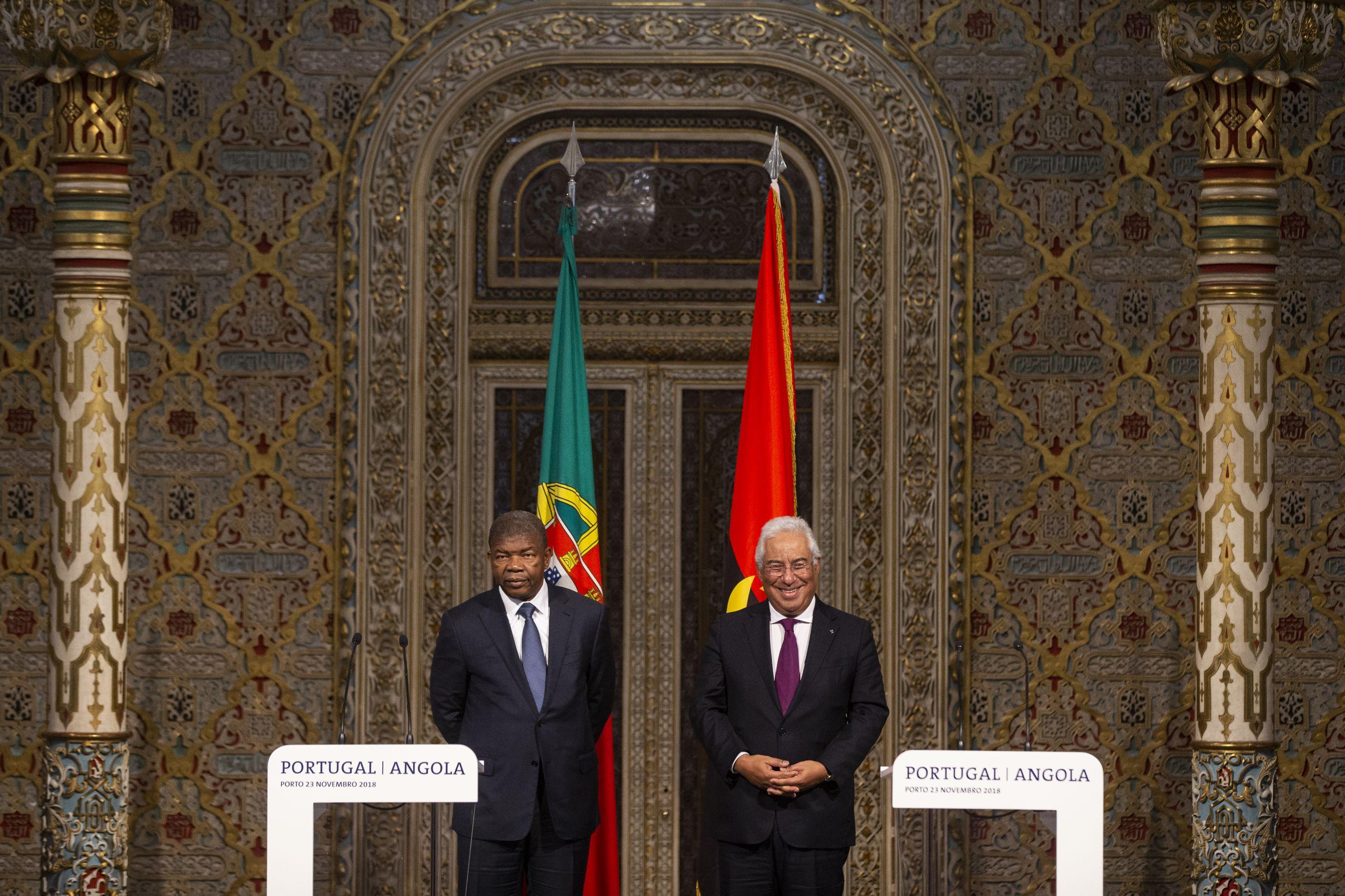 """Portugal dará toda """"a colaboração na recuperação de capitais"""" de Angola"""