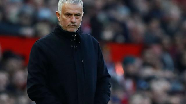 Man. United anuncia o sucessor de Mourinho... por engano