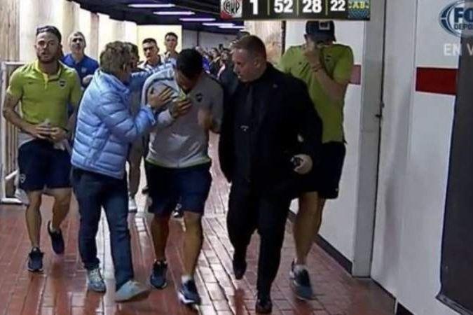 Final da Taça Libertadores adiada uma hora