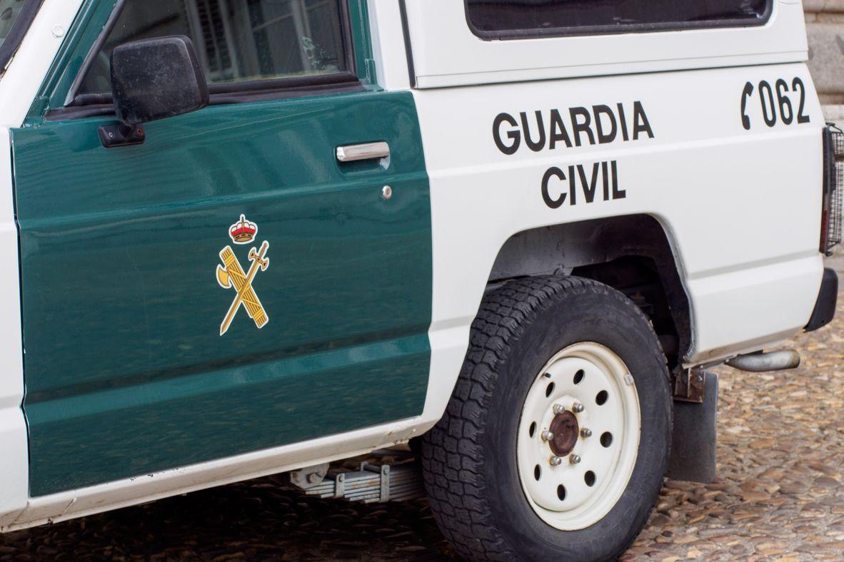 Carro roubado em Madrid com duas crianças a bordo